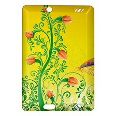 Whimsical Tulips Kindle Fire HD 7  (2nd Gen) Hardshell Case