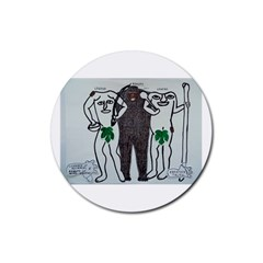 Legends & Truth Drink Coasters 4 Pack (round)