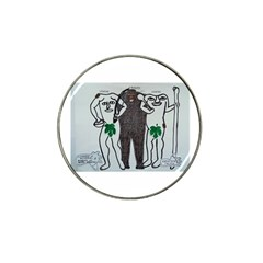 Legends & Truth Golf Ball Marker 4 Pack (for Hat Clip)