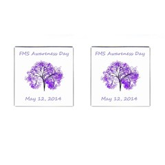 FMS Awareness 2014 Cufflinks (Square)