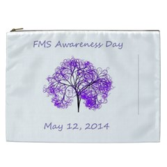 Fms Awareness 2014 Cosmetic Bag (xxl)