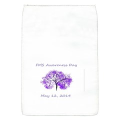 FMS Awareness 2014 Removable Flap Cover (Small)
