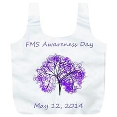 Fms Awareness 2014 Reusable Bag (xl)