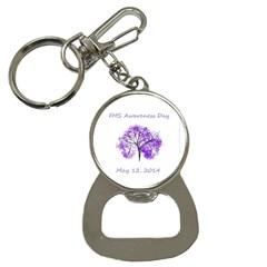 FMS Awareness 2014 Bottle Opener Key Chain