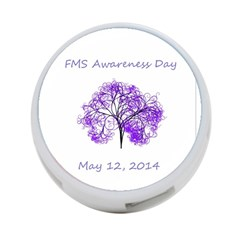 FMS Awareness 2014 4-Port USB Hub (One Side)