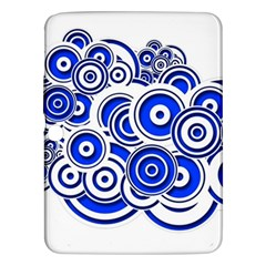 Trippy Blue Swirls Samsung Galaxy Tab 3 (10 1 ) P5200 Hardshell Case