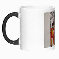 Big Foot & Romans Morph Mug