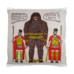 Big Foot & Romans Cushion Case (Two Sided)