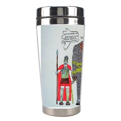 Big Foot 2 Romans Stainless Steel Travel Tumbler
