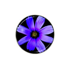 Purple Bloom Golf Ball Marker 10 Pack (for Hat Clip)