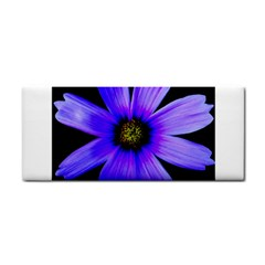Purple Bloom Hand Towel