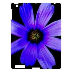 Purple Bloom Apple iPad 3/4 Hardshell Case