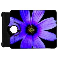 Purple Bloom Kindle Fire Hd 7  (1st Gen) Flip 360 Case