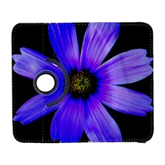 Purple Bloom Samsung Galaxy S  III Flip 360 Case