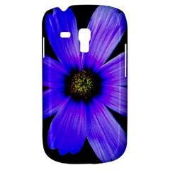 Purple Bloom Samsung Galaxy S3 Mini I8190 Hardshell Case