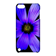 Purple Bloom Apple Ipod Touch 5 Hardshell Case With Stand