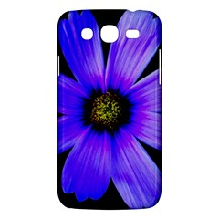 Purple Bloom Samsung Galaxy Mega 5.8 I9152 Hardshell Case