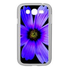 Purple Bloom Samsung Galaxy Grand DUOS I9082 Case (White)
