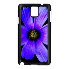 Purple Bloom Samsung Galaxy Note 3 N9005 Case (Black)