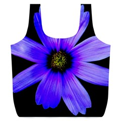 Purple Bloom Reusable Bag (XL)