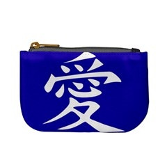 Love in Japanese Coin Change Purse