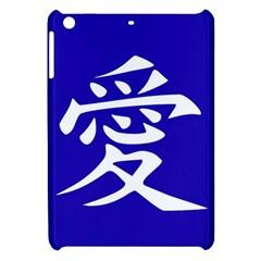 Love in Japanese Apple iPad Mini Hardshell Case