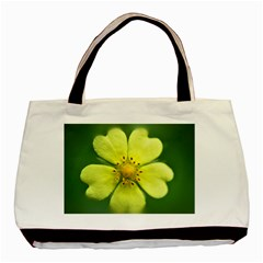 Yellowwildflowerdetail Classic Tote Bag