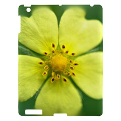 Yellowwildflowerdetail Apple Ipad 3/4 Hardshell Case