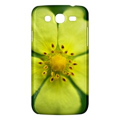 Yellowwildflowerdetail Samsung Galaxy Mega 5 8 I9152 Hardshell Case