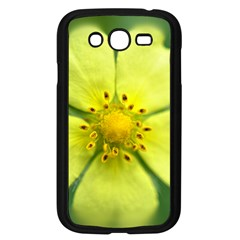 Yellowwildflowerdetail Samsung Galaxy Grand DUOS I9082 Case (Black)