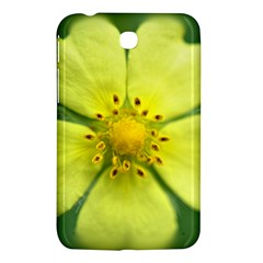 Yellowwildflowerdetail Samsung Galaxy Tab 3 (7 ) P3200 Hardshell Case
