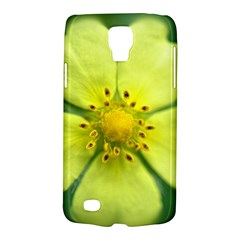 Yellowwildflowerdetail Samsung Galaxy S4 Active (I9295) Hardshell Case