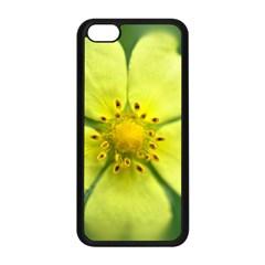 Yellowwildflowerdetail Apple iPhone 5C Seamless Case (Black)