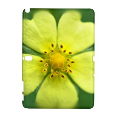 Yellowwildflowerdetail Samsung Galaxy Note 10.1 (P600) Hardshell Case