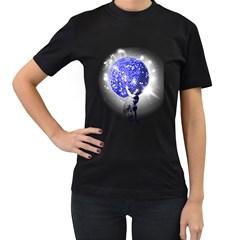 Decadance Women s T-shirt (Black)