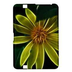 Yellow Wildflower Abstract Kindle Fire HD 8.9  Hardshell Case
