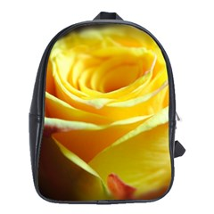 Yellow Rose Curling School Bag (Large)