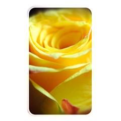 Yellow Rose Curling Memory Card Reader (Rectangular)