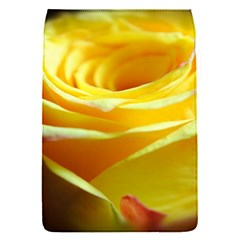 Yellow Rose Curling Removable Flap Cover (small)