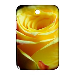 Yellow Rose Curling Samsung Galaxy Note 8 0 N5100 Hardshell Case