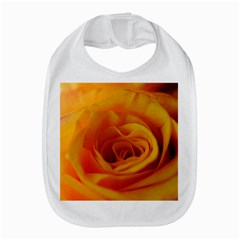 Yellow Rose Close Up Bib