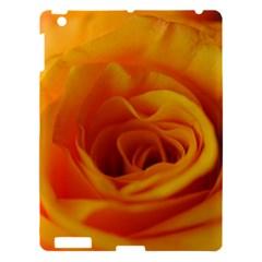 Yellow Rose Close Up Apple Ipad 3/4 Hardshell Case