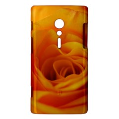 Yellow Rose Close Up Sony Xperia ion Hardshell Case