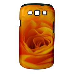 Yellow Rose Close Up Samsung Galaxy S III Classic Hardshell Case (PC+Silicone)