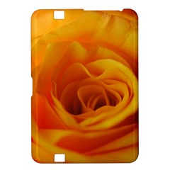 Yellow Rose Close Up Kindle Fire HD 8.9  Hardshell Case