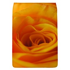 Yellow Rose Close Up Removable Flap Cover (small)
