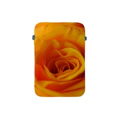 Yellow Rose Close Up Apple Ipad Mini Protective Sleeve