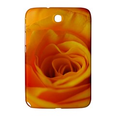 Yellow Rose Close Up Samsung Galaxy Note 8.0 N5100 Hardshell Case