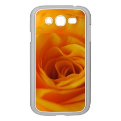 Yellow Rose Close Up Samsung Galaxy Grand Duos I9082 Case (white)