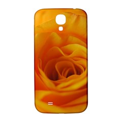 Yellow Rose Close Up Samsung Galaxy S4 I9500/i9505  Hardshell Back Case